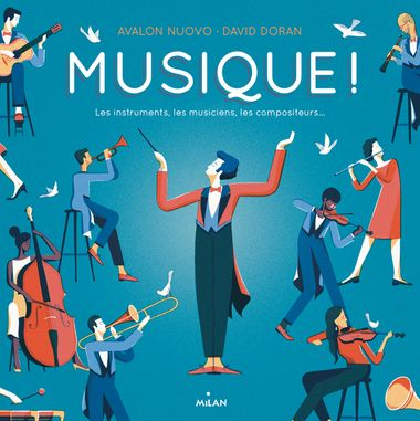 Couverture de «Musique!»