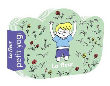 Couverture de «La fleur»