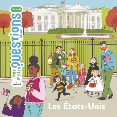 Couverture de «Les États-Unis»