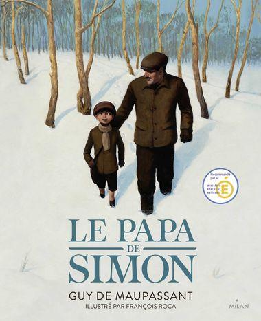 Couverture de «Le papa de Simon»