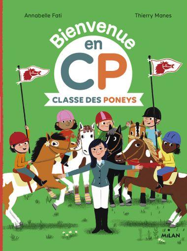 Couverture de «Classe des Poneys»