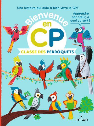 Couverture de «Classe des Perroquets»