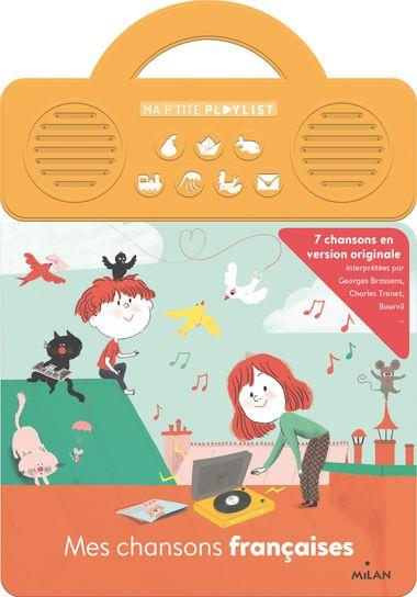 Couverture de «Mes chansons françaises»