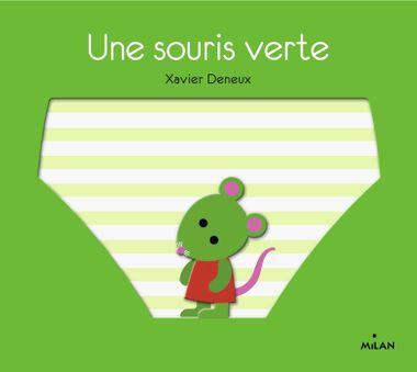 Couverture de «Une souris verte»