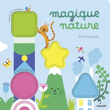 Couverture de «Magique nature»
