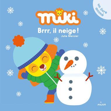 Couverture de «Miki – Brrr, il neige!»