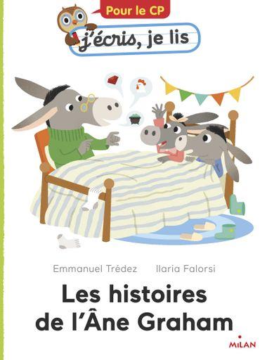 Couverture de «Les histoires de l'âne Graham»