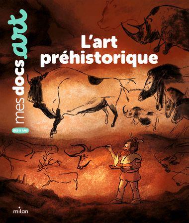 Couverture de «L'art préhistorique»