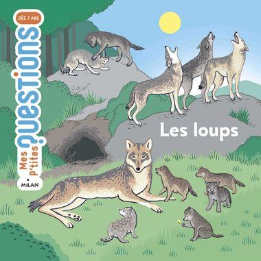 Couverture de «Les loups»