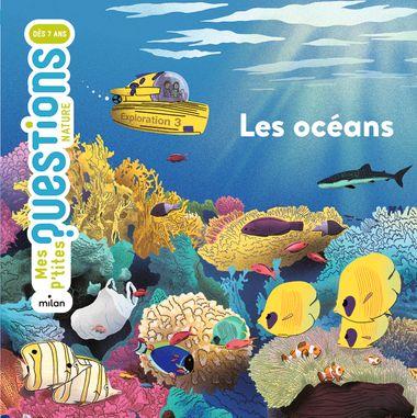 Couverture de «Les océans»