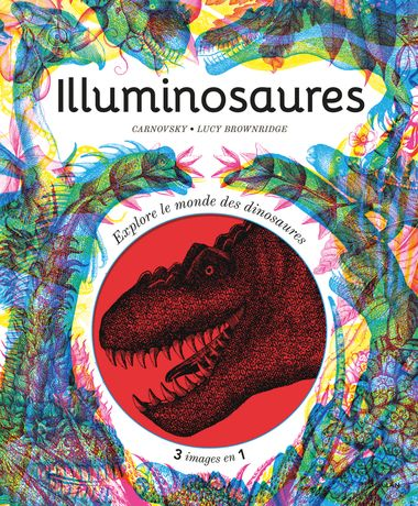 Couverture de « Illuminosaures »