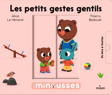 Couverture de «Les petits gestes gentils»