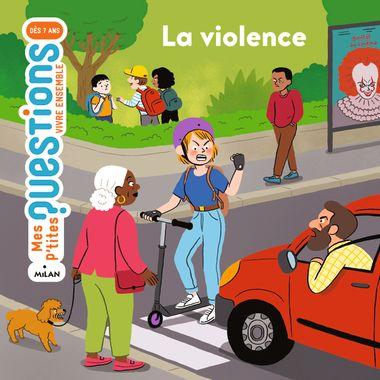 Couverture de «La violence»