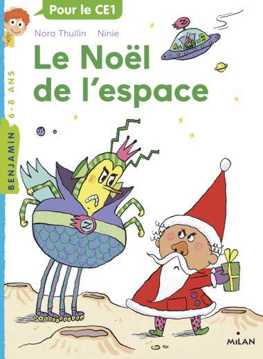 Couverture de «Le Noël de l'espace»