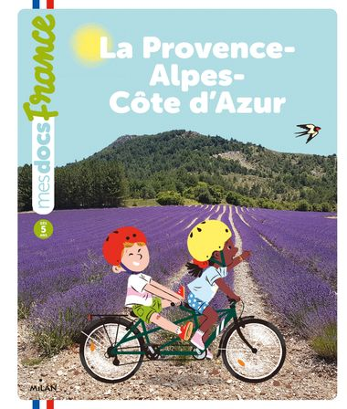 Couverture de «La Provence-Alpes-Côte d'Azur»