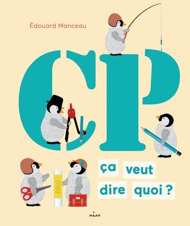 Couverture de «CP, ça veut dire quoi? NE»