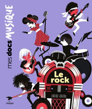 Couverture de «Le rock»