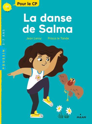 Couverture de «La danse de Salma»