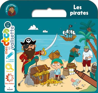 Couverture de «Les pirates»