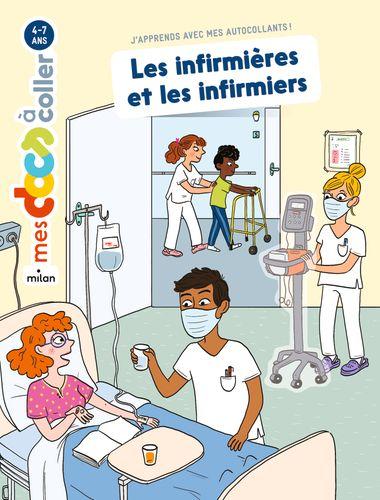 Couverture de «Les infirmières et les infirmiers»