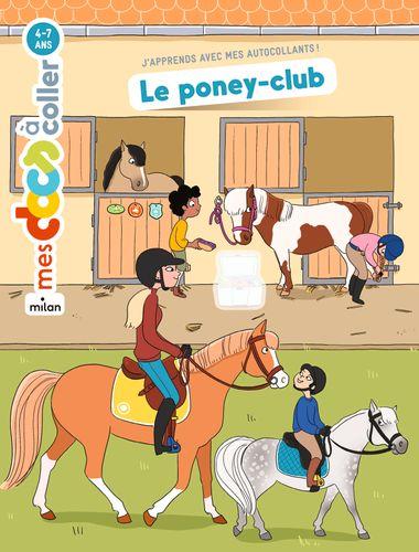 Couverture de «Le poney-club»