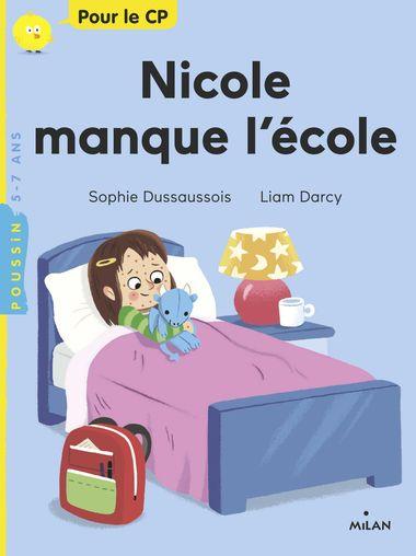 Couverture de «Nicole manque l'école»