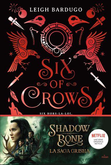 Couverture de «Six of crows T1 – NE»