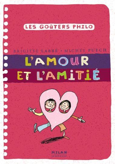 Couverture de «L'amour et l'amitié»