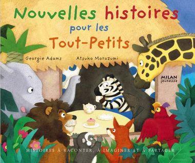 Couverture de «Nouvelles histoires pour les tout-petits»