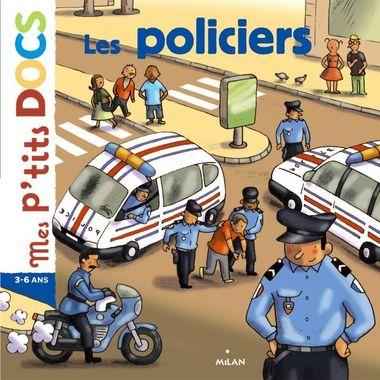 Couverture de «Les policiers»