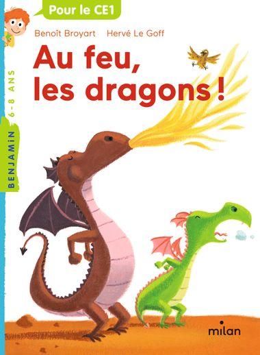 Couverture de «Au feu les dragons»