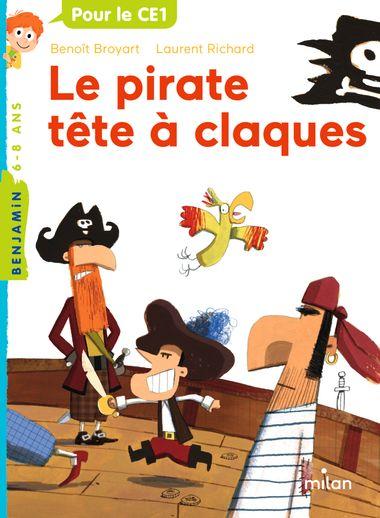Couverture de «Le pirate tête à claques»