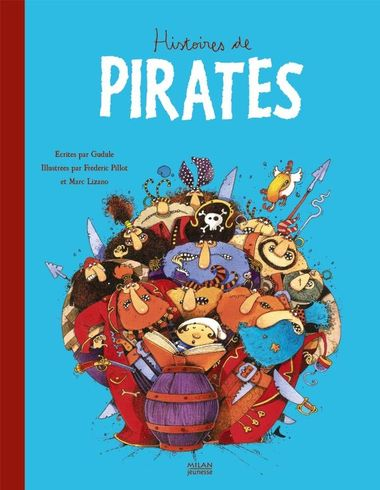 Couverture de «Histoires de pirates»