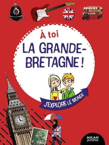 Couverture de «À toi la Grande-Bretagne !»
