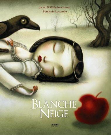 Couverture de «Blanche-Neige»