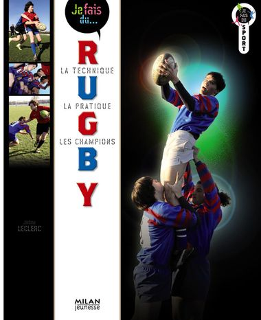 Couverture de «Rugby»
