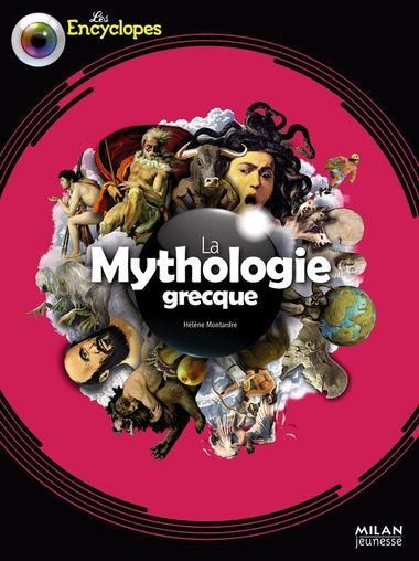 Couverture de «La mythologie grecque»