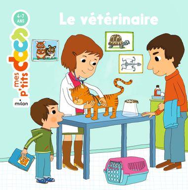 Couverture de «Le vétérinaire»