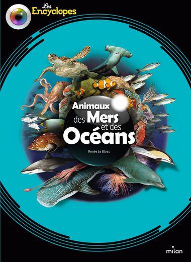 Couverture de «Animaux des mers et des océans»