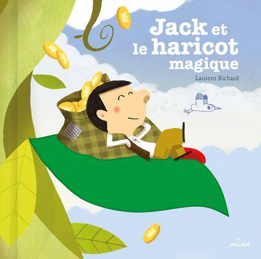 Couverture de «Jack et le haricot magique»