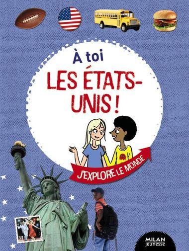 Couverture de «À toi les États-Unis !»