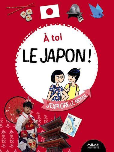 Couverture de «À toi le Japon !»
