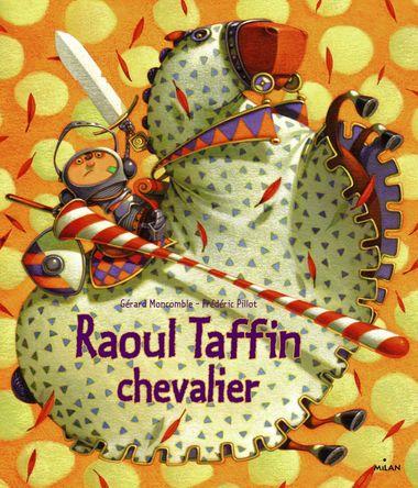 Couverture de «Raoul Taffin chevalier»