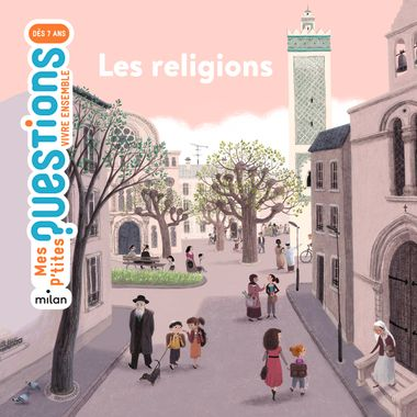 Couverture de «Les religions»