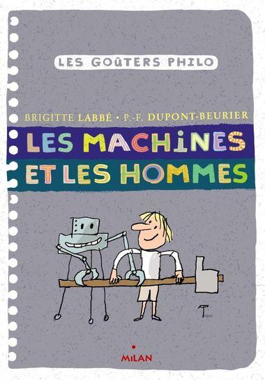 Couverture de «Les machines et les hommes»