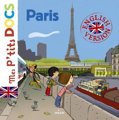 Couverture de «Paris – version anglaise»
