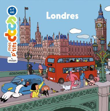 Couverture de «Londres»