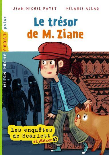 Couverture de «Le trésor de M. Ziane»