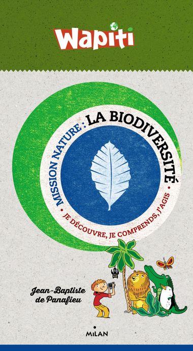 Couverture de «La biodiversité»