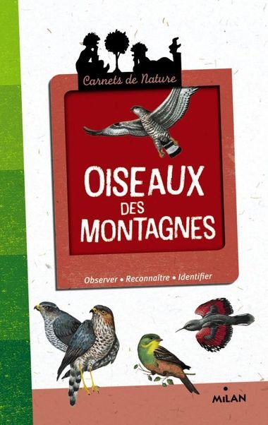 Couverture de «Oiseaux des montagnes»